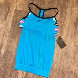 Nike swim top size medium NWT